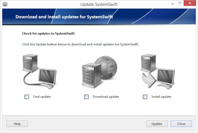 PGWare SystemSwift windows