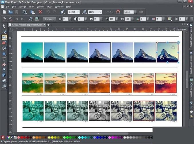 Xara Photo Graphic Designer latest version