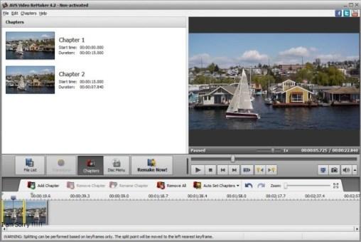 AVS Video ReMaker latest version
