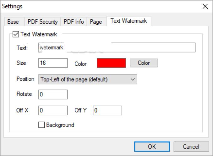 Mgosoft PS To PDF Converter latest version