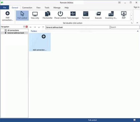 Remote Utilities Pro latest version
