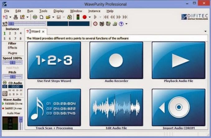 WavePurity Professional windows