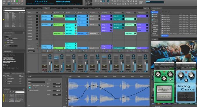 MOTU Digital Performer latest version