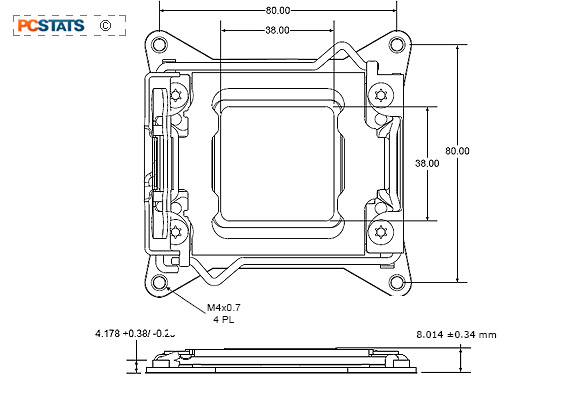 Are socket 2011 coolers compatible with socket 1366