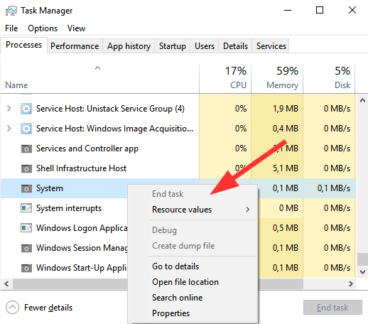 The Most Important Windows Processes In The Task Manager | PCsteps.com