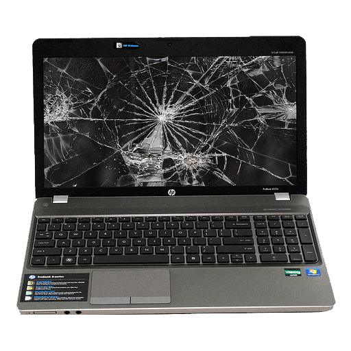 Laptop Broken Screen Repair
