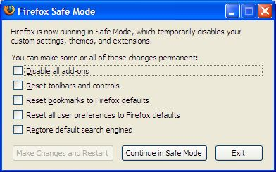 firefox_safemode