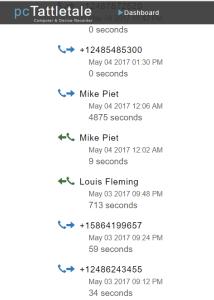 iphone call spy