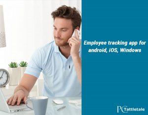 Employee tracking app