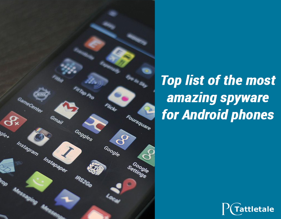 android spyware list