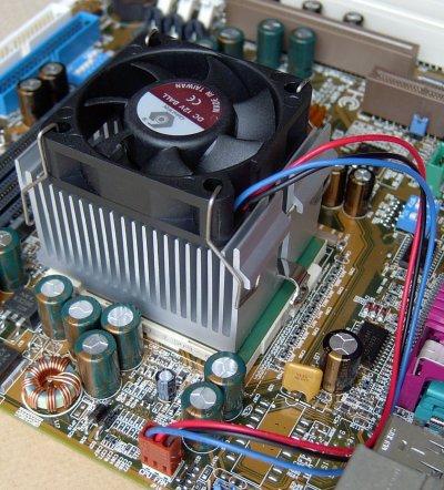 Motherboard Heatsinks