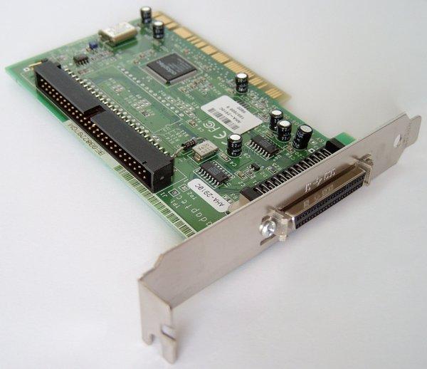 SCSI Adapters