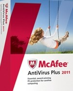 McAfee Antivirus Plus Review
