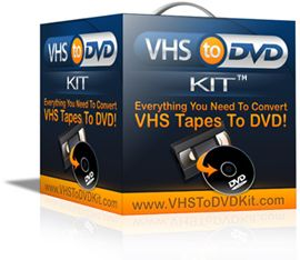 Converting VCR Video to DVD Using Canopus ADVC-55
