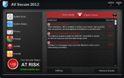 av secure 2012