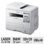 Samsung SCX-4729FD Laser Printer