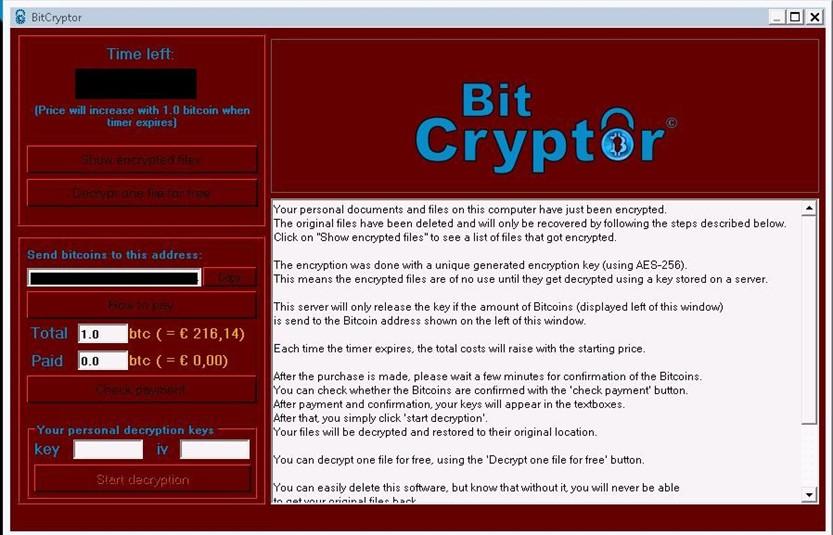 How to Remove Bitcryptor Virus - pctechguide com