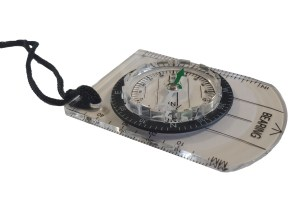 backpacking compass