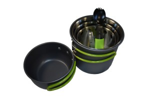 bio stove cook kit
