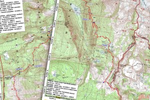 Halfmile PCT Maps