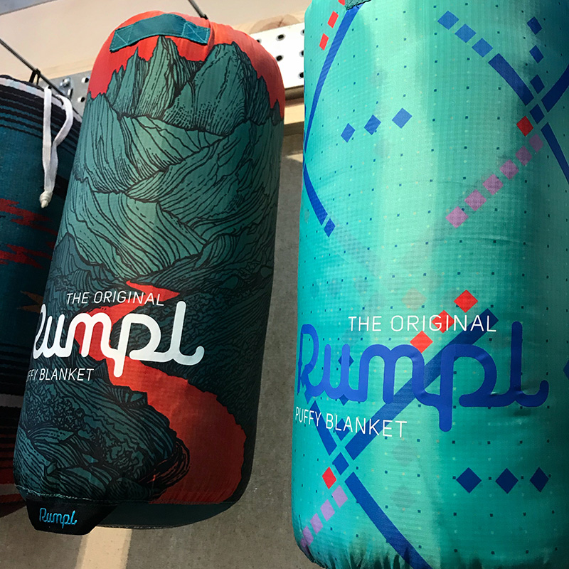 rumpl blankets