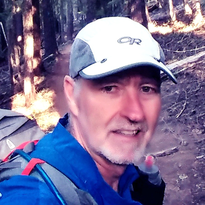 pct trail angel woody keen