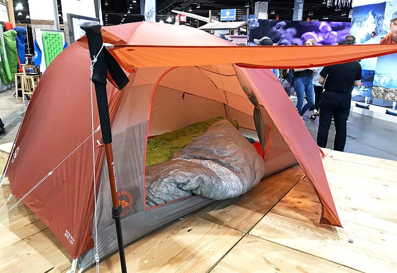 big agnes copper spur hvul tent