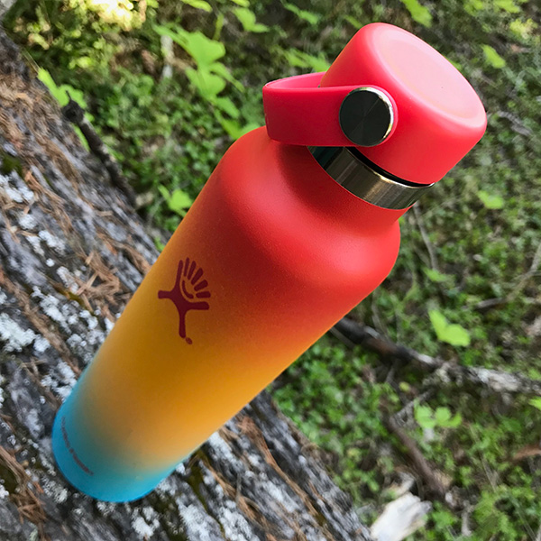 hydro flask shave ice insulated bottle