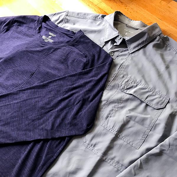 royal robbins bug barrier expedition and tech shirts