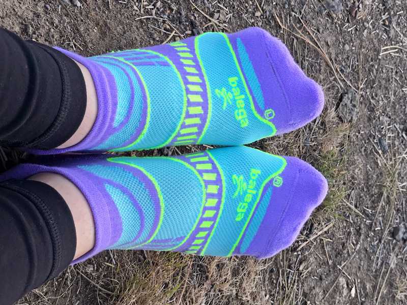 balega drynamix running socks