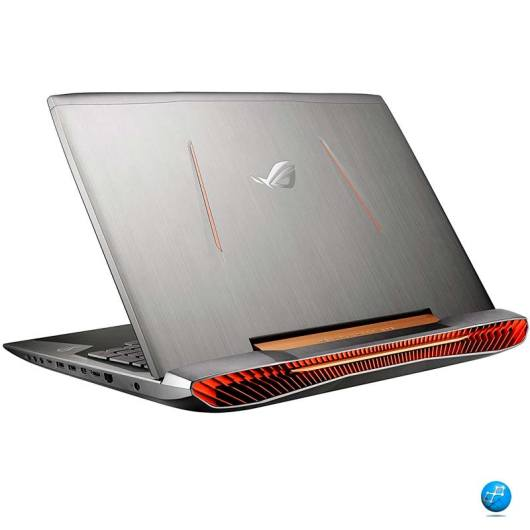 ASUS Republic of Gamers Intel i7-6820HK | RAM 32GB DDR4 | SSD512 | Geforce GTX8GB DDR5 | 17 PULGADAS- ROG G701VO-IH74K