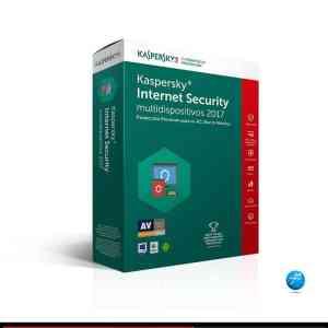 Kaspersky | 1 Dispositivo 1 Año. Antivirus con Internet Security