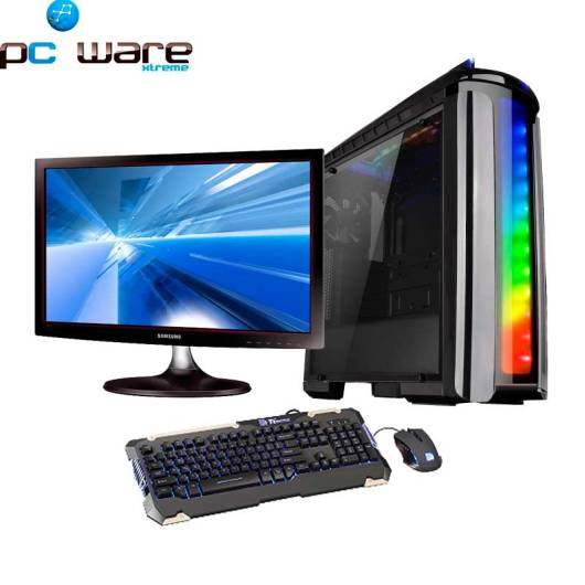Pc Gamer intel i7 | Septima generación 8GB SSD128GB, 20 Pulgadas