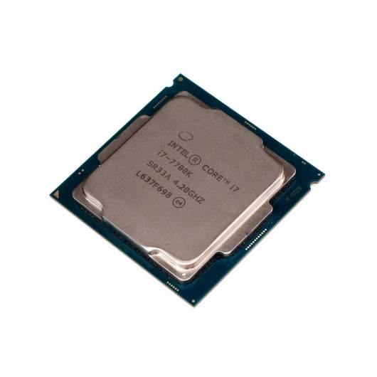Procesador Intel® Core ™ i7 7700K | Max Turbo 4.20 GHz Quad-Core Processor