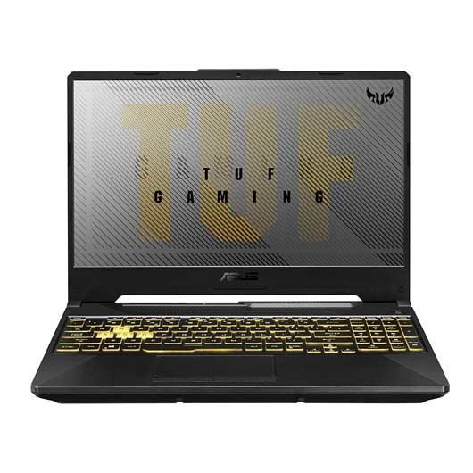 "ASUS TUF Gamer, AMD Ryzen 7-4800H Octa-Core hasta 4.20 GHz/ NVIDIA RTX 2060/ 8GB RAM/512GB SSD/Win 10/15.6"" IPS FHD"