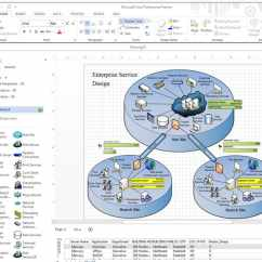 Active Directory Visio Diagram Example Degree Circle Microsoft Network Diagramming Software Review Screenshot Of