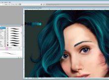 esempio di immagine modificata con photoshop