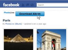 download estensione photolive google chrome