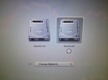 resettare Mac