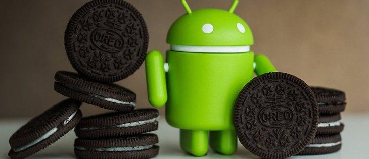 Presentazione di Android Oreo
