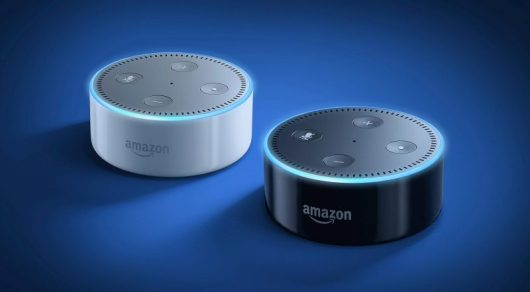 Echo Dot è un altro dispositivo per comunicare con Amazon Alexa