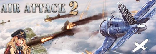 Air Attack 2 tra i giochi sparatutto gratis per Android
