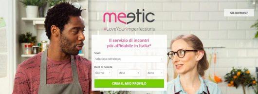 Meetic è un sito per chat over 40