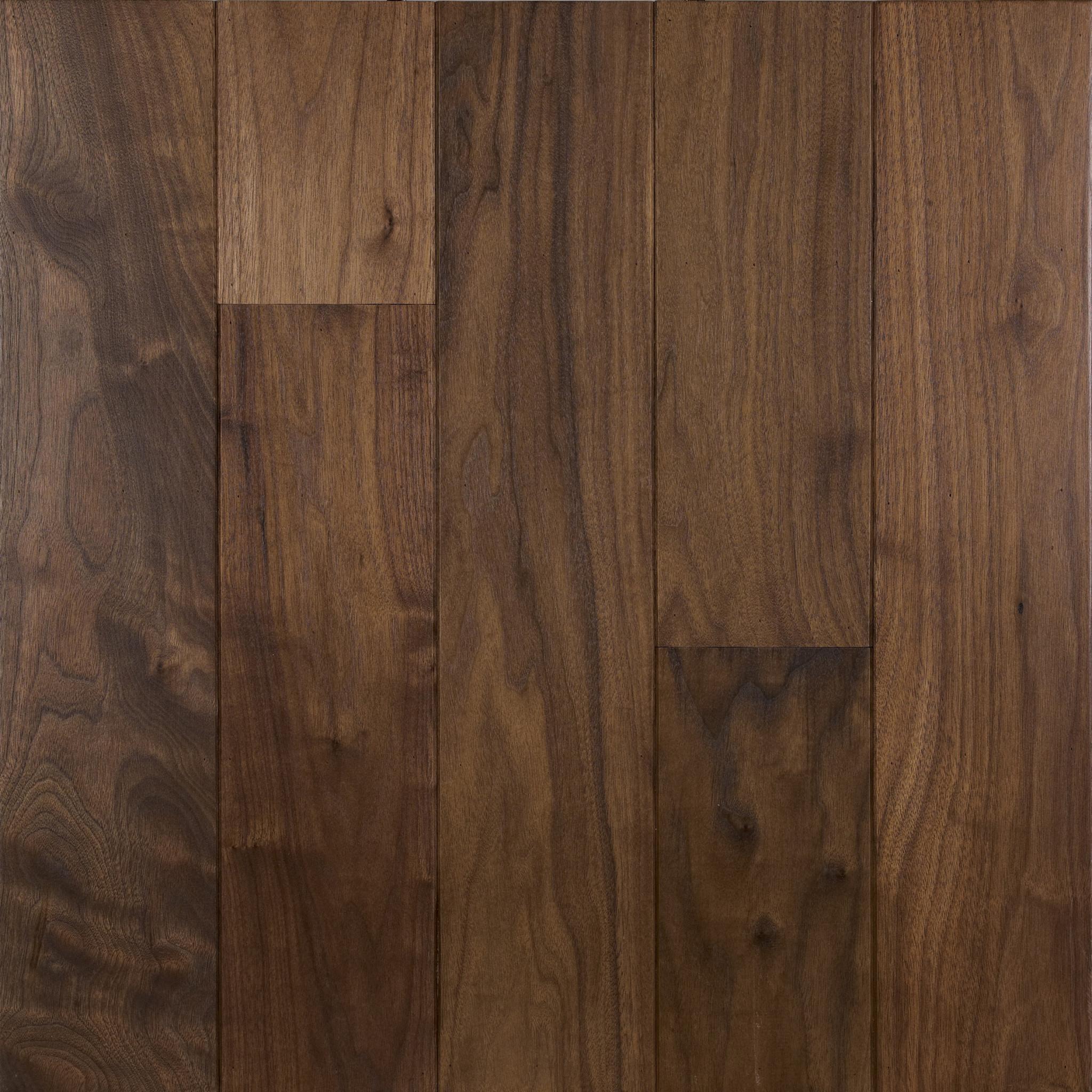 34 x 314 American Walnut Natural Prefinished Wood Floor