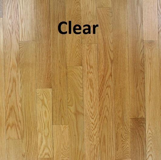 Unfinished Solid White Oak 34  PC Hardwood Floors