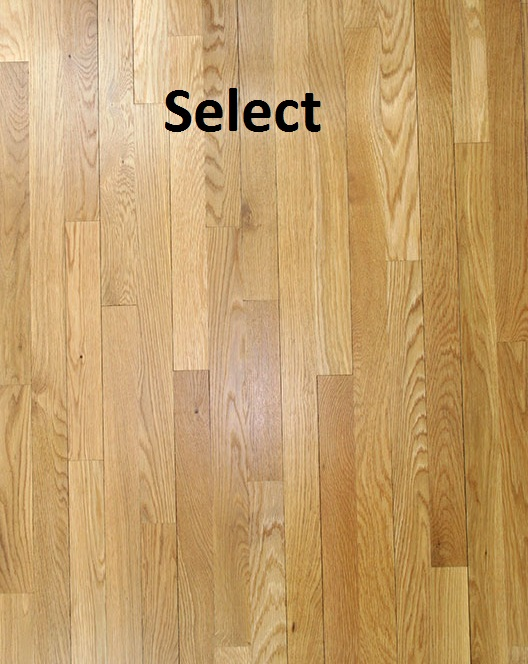 Unfinished Solid White Oak 34  PC Hardwood Floors