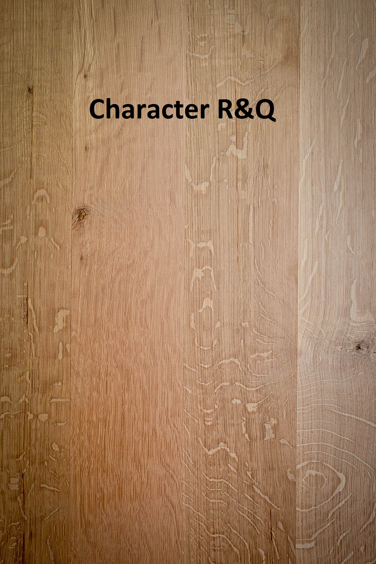 Unfinished Solid White Oak RQ Rift Only Quartered Only