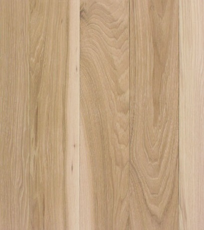 Unfinished Engineered Country Hickory Natural 12 X 5