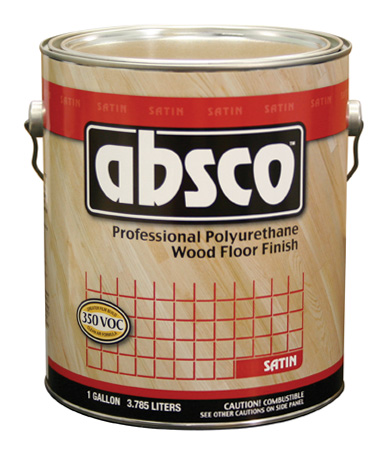 1Gallon Container of Jubilee Gloss Wood Floor Finish Oil