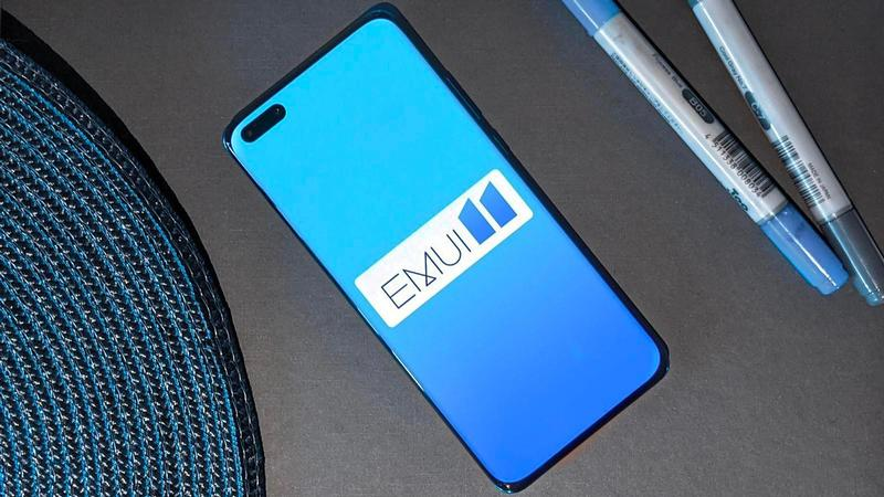 The first appearance of Huawei EMUI 11: its excellent features